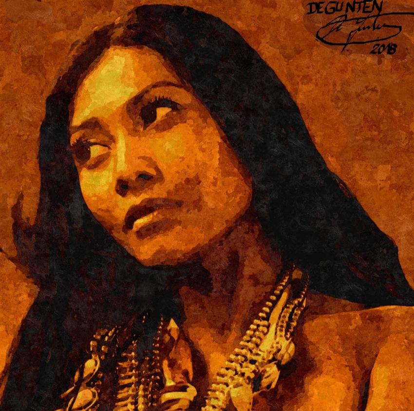 Anggun by JIM